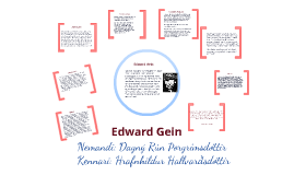 Edward Gein