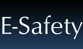 E-Safety ks3