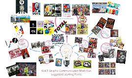 U5th Graphic Communication ESA Mock Prep 2012