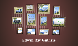 Copy of Edwin Ray Guthrie
