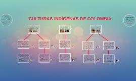 CULTURAS INDÍGENAS DE COLOMBIA