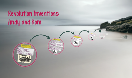 6 inventions of the Industrial Rev.