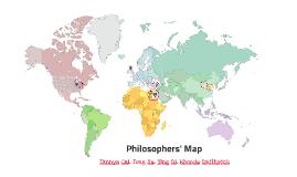 Philosophers' Map