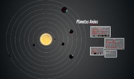 Planetas Anões