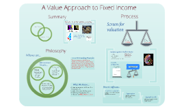 Version 2: A Value Approach to Fixed Income
