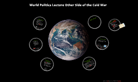 World Politics Lecture 6 Other Side of the Cold War