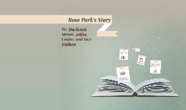 Rosa Park's Story
