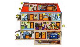 Les pieces de la maison by ana lucia salcedo on prezi - Piece de la maison en c ...