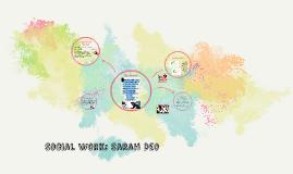 Social Work: Sarah Deo
