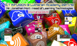 ICT infusion across the curriculum