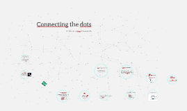Copy of Connecting the dots