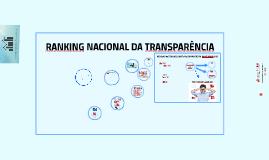 Ranking Nacional da Transparência
