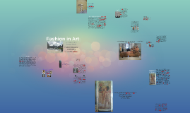 Copy of Fashion in Art