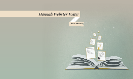 Hannah Webster Foster