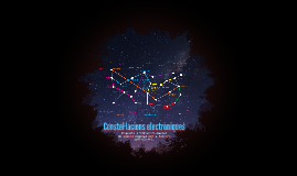 Constel·lacions electròniques