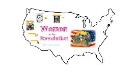 American revolution and women