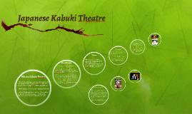 Japanese Kabuki Theatre