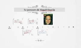 Le parcours de Magali Dauvin