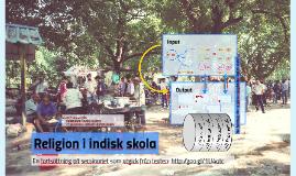 Religion i indisk skola
