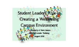 Summer 2014 DREAM Leader Diversity Training