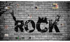 4. Le Rock