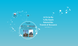 ACES in the Netherlands Internship