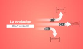 La evolucion del