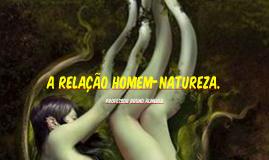 Capítulo 1 -Frente A: Relação Homem X Natureza