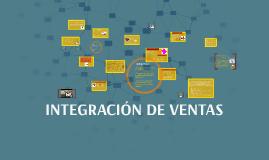 Copy of INTEGRACIÓN DE VENTAS: DEFINICIÓN