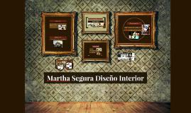 Martha Segura Diseño Interior
