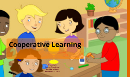 Copy of Some Techniques of Cooperative Learning