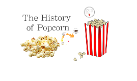 Copy of The History of Popcorn