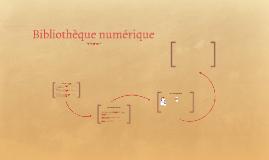 Copy of Bibliothèque numérique