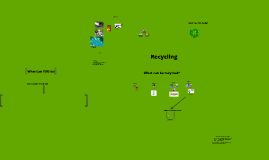 Copy of Recycling Presentation for Kids