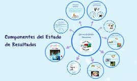 Copy of Componentes del Estado de Resultados