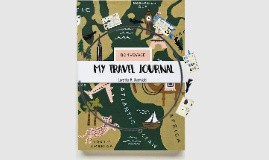 My Travel Journal by Loretta Kosmicki