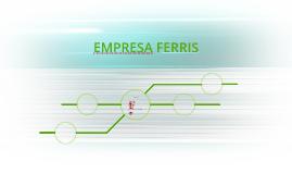 EMPRESA FERRIS