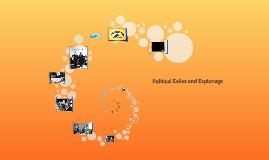 Political Exiles and Espionage