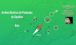 Archivo Histórico de Protocolos de Gipuzkoa