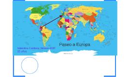 Paseo a Europa