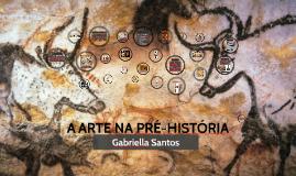 A arte na Pré-História: Diálogos Contemporâneos