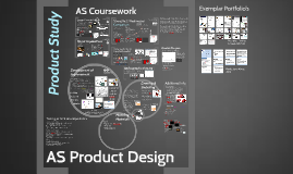 AS Product Design - Product Study