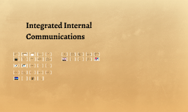 Integrated Internal Communications