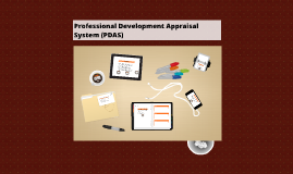 Professional Development Appraisal System (PDAS)