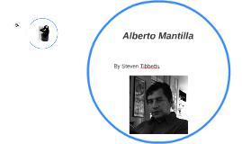 Alberto Mantilla