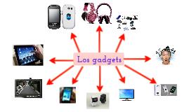 Mapa Mental de los gadgets