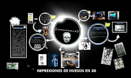 Impresiones de en 3D