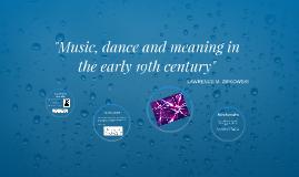 Dansmusik på 1800-talet