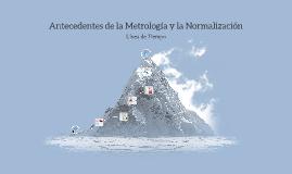 Copy of Antecedentes de la Metrología y la Normalización