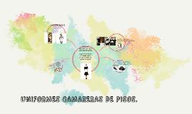 UNIFORMES CAMARERAS DE PISOS.